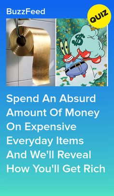 Spend An Absurd Amount Of Money On Expensive Everyday Items And We'll Reveal How You'll Get Rich Guess My Zodiac Sign, Zodiac Sign Quiz, Online Quizzes, Fun Quizzes, Buzzfeed Personality Quiz, Interesting Quizzes, Fun Test, Everyday Items, How To Get Rich