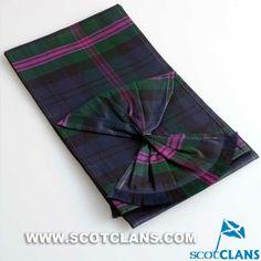 Clan Baird Silk Tart