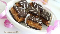 Rkhama / Bademli Çikolata / Chocolate With Almonds Almond Cookies, How To Make Chocolate, French Toast, Muffin, Breakfast, Desserts, Easy, Food, Morning Coffee