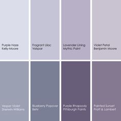 Violet Petal For Guest Bathroom Purple Haze Kelly Moore Fragrant Lilac Valspar Lavender Lining Mythic Paint Benj