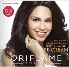 Oriflame India January 1 2014 Catalogue