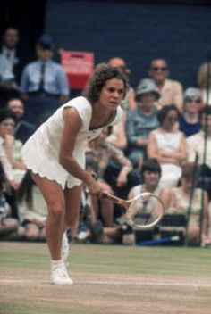 I love these vintage tennis looks.