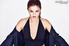 Selena Gomez photoshoot Hollywood reporter