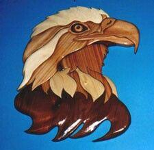 un aigle quel en tableaux géniale