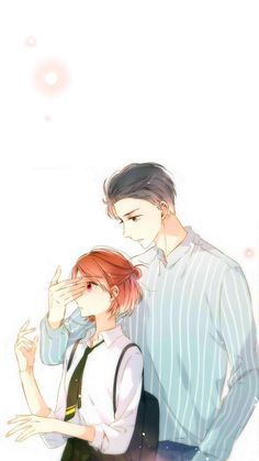 Natalie and Kyoya or Mori