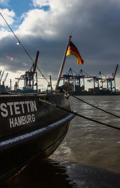Stettin Hamburg   Bildschönes Hamburg