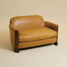Mustard leather...love