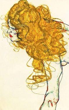 "petite-belette: "" Egon Schiele """