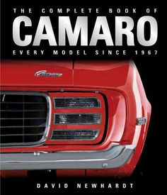 T h is is a Camaro book like no other. The Complete Book of Camaro covers the…