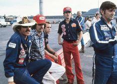 Richard Petty, Kyle Petty and Bobby Allison.   #RichardPetty