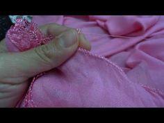 İğne oyası kuyumcu kafesinin yapılışı - YouTube