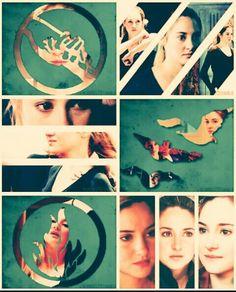 Tris is a divergente ♥♡❤