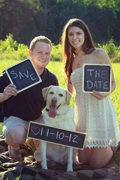 14 of The Cutest Ways to Save The Date