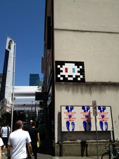 Space Invaders & Art Basel 2