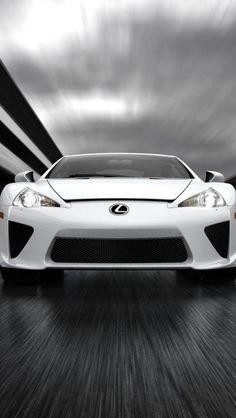 Mmm Lexus LFA :D