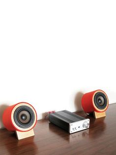 Well Rounded Sound - Yorkie Speakers