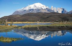 Torres Reflection-photo by Grant Collier