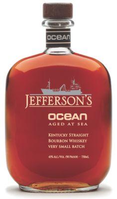 Jefferson's Ocean Bourbon III: Aged at Sea