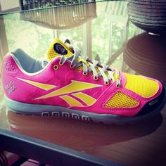 crossfit mom + beast mode. designed my own workout shoes. www.reebok.com