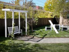 Play Structures: Kid Tested, Mother Approved - Hot Backyard Design Ideas to Try Now on HGTV
