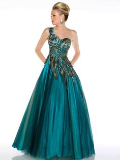 Mac Duggal 42834H Ball Gown