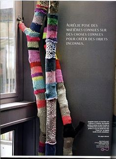 I can yarn bomb my livingroom :)