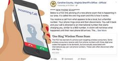 Police Warning: Never Answer Calls From These 5 Area Codes!