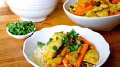 Curried Chicken with Couscous - The Beachbody Blog
