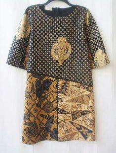 Batik Blazer, Blouse Batik, Batik Dress, Blouse Dress, Mode Batik, Batik Kebaya, Batik Fashion, Stylish Dress Designs, Linen Dresses