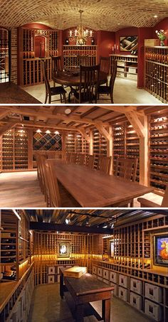 Uncorked! 34 Innovative Wine Racks and Cellars