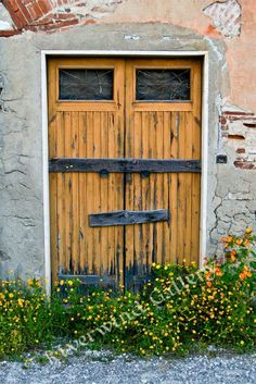 Italy Door #4 by Jay Hill http://www.riverwindgalleryart.com/jay-hill-italy.html
