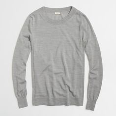 Factory Sawyer sweater : Lightweight   J.Crew Factory