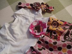 Cute stuff for a couple of little girls that are dear to me!