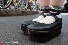 Chihiro  harajuku, tokyo  WINTER 2012, girls  Kjeld Duits    STUDENT, 19    Coat – N/A  Sweater – American Apparel  Skirt – N/A  Shoes – Tokyo Bopper  sakachi13 @ twitter