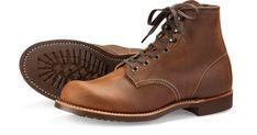 "Men's 3343 Blacksmith 6"" Boot | Red Wing Heritage"