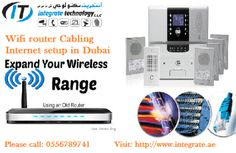 Dubai Intercom System wifi router installation IP video audio intercom voice camera setup – 0556789741 We provide best wifi professional IT solutions extender setup in Dubai 0556789741 We of...