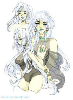 Cakie Commission Pt 1 by Costly on DeviantArt Character Design Inspiration, Woman Inspiration, Face Characters, Inspirational Artwork, Cool Artwork, Art Tutorials, Cartoon Art, Art Girl, Art Inspo