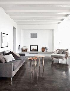 202 besten minimalistisch wohnen bilder auf pinterest in 2018 hausdekorationen. Black Bedroom Furniture Sets. Home Design Ideas