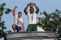 One sport that became a marker for inclusion in South Africa Rugby World Cup, Fifa World Cup, Siya Kolisi, End Of Apartheid, Rugby School, South African Rugby, Victory Parade, World Cup Final, Sport Icon