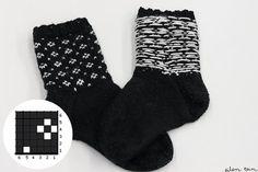 Oho, näiden Muijasukkien postaamisen kanssa meinas käydä köpelösti. Ne pääsivät nääs välittömästi niin aktiiviseen käyttöön, e... Lots Of Socks, Colorful Socks, Knitting Videos, Drops Design, Knitting Socks, Diy Clothes, Mittens, Knit Crochet, Knitting Patterns