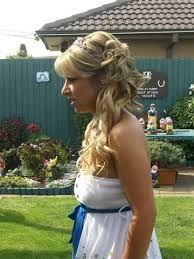 side wedding hair - Google Search