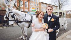 조가비의 영국 결혼 스토리!