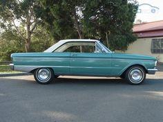1966 FORD FALCON FUTURA XP Coupe Private Cars For Sale in VIC - carsales.com.au