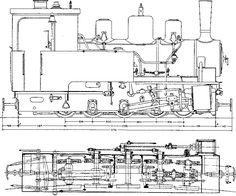 ORENSTEIN & KOPPEL 2 Ft Gauge 0-10-0 'Luttermoller' Loco 12470   PRESTON SERVICES