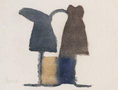 Giorgio Morandi, Still Life (Natura morta), 1962