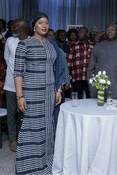 Samira Bawumia at a program