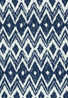 INDIRA, Indigo, W80774, Collection Solstice from Thibaut