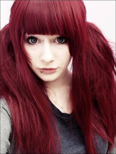 awesome red hair..
