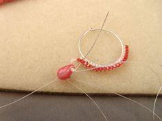Cha-Cha Earrings: Add the Drop Beads
