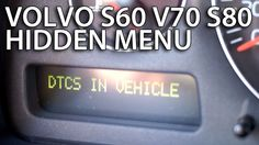 How to change rear bulbs in volvo c30 do it yourself tutorial check if your volvo or have pending dtcshidden diagnostic menu will only tell you which modules have diagnostic trouble codes that solutioingenieria Gallery